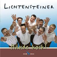 Oktoberfestband Lichtensteiner Hände Hoch CD