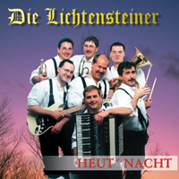 Oktoberfestband Lichtensteiner Heut Nacht CD