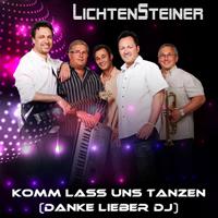 Oktoberfestband Lichtensteiner Komm lass uns tanzen 200px