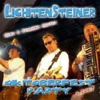 Oktoberfestband Lichtensteiner Oktoberfestparty live
